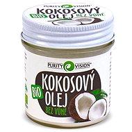 PURITY VISION Kokosový olej bez vône BIO 120 ml - Olej