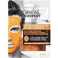 ĽORÉAL PARIS Men Expert Hydra Energetic Tissue Mask, 30g - Face Mask