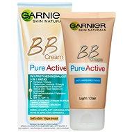 GARNIER PureActive 5in1 BB Cream Light, 50ml - BB Cream