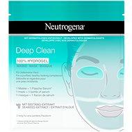 NEUTROGENA Deep Clean 100 % Hydrogel - Pleťová maska