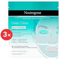 NEUTROGENA Deep Clean 100% Hydrogel 3× 44 g