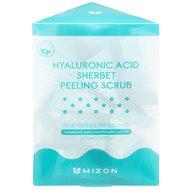 Peeling MIZON Hyaluronic Acid Sherbet Peeling Scrub 24× 7 g - Peeling