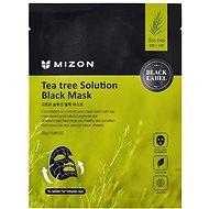 MIZON Teatree Solution Black Mask 25 g