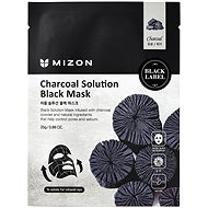 MIZON Charcoal Solution Black Mask 25 g