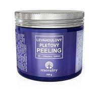 Peeling RENOVALITY Levanduľový Pleťový Peeling 100 g - Peeling