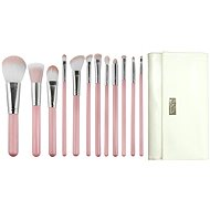 ROYAL & LANGNICKEL Love is... Kindness™ Wrap Kit 12 pcs Pink - Sada kozmetických štetcov