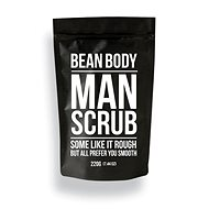 BEAN BODY Man Coffee Scrub 220 g - Telový peeling