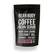 BEAN BODY Coffee Scrub Coco Berry 220 g - Telový peeling