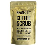 BEAN BODY Coffee Scrub Manuka Honey 220 g - Peeling
