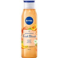 NIVEA Fresh Blends Apricot, Mango, Rice Milk 300 ml - Sprchový gél