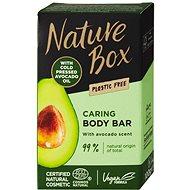 NATURE BOX Avocado Oil Shower Bar 100 g - Tuhé mydlo