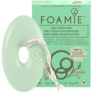 FOAMIE 2in1 Body Bar – Mint to Be Fresh 80 g - Tuhé mydlo