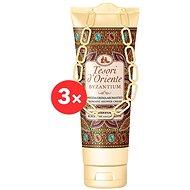 TESORI d'Oriente Byzantium Shower Cream 3 × 250 ml