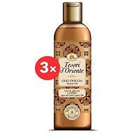 TESORI d'Oriente Argan and Sweet Cyperus Oils Shower Oil 3 × 250 ml