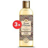 TESORI d'Oriente Rice and Tsubaki Oils Shower Oil 3 × 250 ml