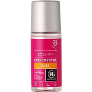 URTEKRAM Deo Crystal Roll-On Rose 50 ml