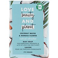 LOVE BEAUTY AND PLANET Coconut + Mimosa Bar Soap 100 g