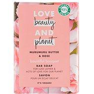 LOVE BEAUTY AND PLANET Murumuru + Rose Bar Soap 100 g