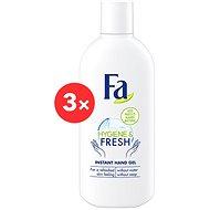 FA Hygiene & Fresh Instant Hand Gel 250 ml 2+1 - Dezinfekcia