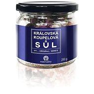 RENOVALITY Kráľovská Kúpeľová Soľ 250 g - Soľ do kúpeľa