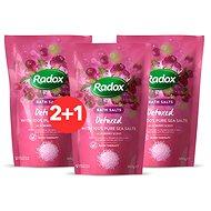 RADOX Detoxed Bath Salts 900 g 2 + 1