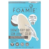 FOAMIE Shower Body Bar Shake Your Coconuts 80 g - Tuhé mydlo