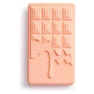 I HEART REVOLUTION Chocolate Bar Peach 110 g - Bomba do kúpeľa