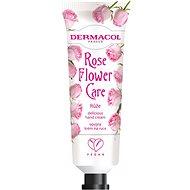 DERMACOL Flower Care Ruža, 30 ml - Krém na ruky