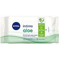 NIVEA Intimo Cleansing Wipes Aloe Water 15 ks