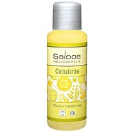 SALOOS Bio Telový a masážny olej Celulinie 50 ml - Telový olej