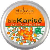 SALOOS Bio karité Rakytníkový balzam 50 ml - Telový krém