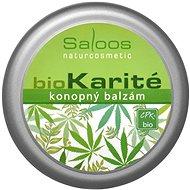 SALOOS Bio karité Konopný balzam 50 ml - Telový krém