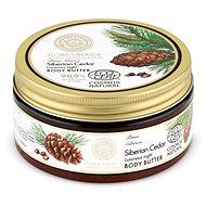 NATURA SIBERICA Flora Siberica Luxusné nočné telové maslo Sibírsky céder 300 ml