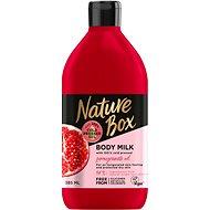 NATURE BOX Body Loation Pomegranate 385 ml - Telové mlieko