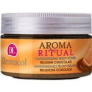 DERMACOL Aroma Ritual Belgian Chocolate Harmonizing Body Scrub 200 g - Peeling