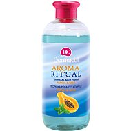 DERMACOL Aroma Ritual Papaya & Mint Tropical Bath Foam 500 ml - Pena do kúpeľa