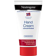 NEUTROGENA Concentrated Unscented Hand Cream 75 ml - Krém na ruky