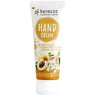 BENECOS BIO Hand & Nail Cream Marhuľa a bazový kvet 75 ml - Krém na ruky
