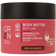 GRoN BIO Rich Elements Body Butter 200 ml - Telové maslo