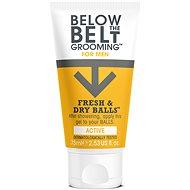 BELOW THE BELT Podpásový Gél Active 75 ml - Pánsky dezodorant