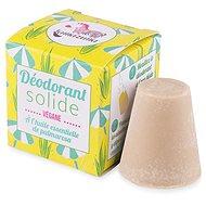 LAMAZUNA Solid Deodorant with Palmarosa Essential Oil 30 g - Dezodorant