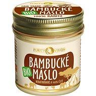 PURITY VISION Fair Trade Bambucké maslo BIO 120 ml - Telové maslo
