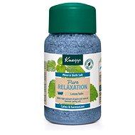 KNEIPP Soľ do kúpeľa Dokonalá relaxácia 500 g - Soľ do kúpeľa