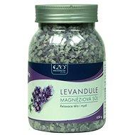 EZO Živá magnéziová soľ Levanduľa 650 g - Soľ do kúpeľa