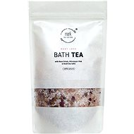 MARK face and body Prírodná zmes do kúpeľa s Himalájskou soľou MARK Bath tea BODY LOVE 400 g - Soľ do kúpeľa