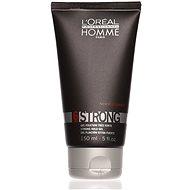 ĽORÉAL PROFESSIONNEL Homme Strong 150 ml - Pánsky gél na vlasy