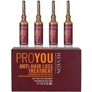 REVLON Pre You Anti-Hair Loss Treatment 12 × 6 ml - Vlasová kúra