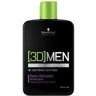 SCHWARZKOPF Professional [3D] Men Root Activator Shampoo 250 ml - Pánsky šampón