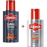 ALPECIN Tuning Šampón + ALPECIN Coffein Šampón - Sada