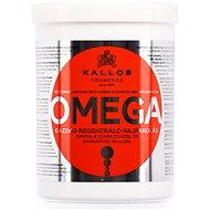 KALLOS Omega Hair Mask1000 ml - Maska na vlasy